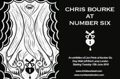 Chris Bourke At Number Six