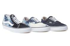 Vans x Supreme Denim Collection