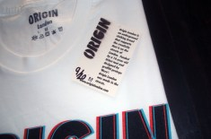 Origin London Anaglyph Tees