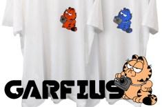 Gasius 'Garfius' Limited Tees