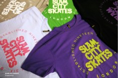 Slam City Skates Summer Look Book 2010