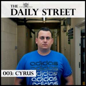 TDS Mix 003: Cyrus