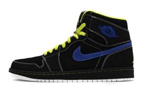 Air Jordan I (Black/Cyber)
