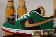 "Nike SB ""Miller High Life"" Dunk Low"