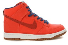 Nike Dunk High (Orange/Orange)