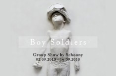 Boy Soldiers Group Show