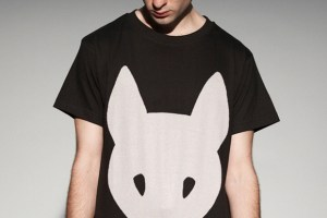 LONG Clothing Fox Tee (Black)