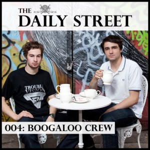TDS Mix 004: Boogaloo Crew