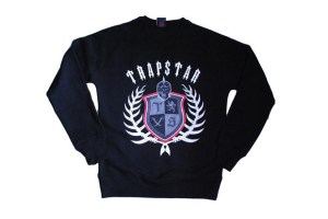 Trapstar Dark Knight Crest 2010