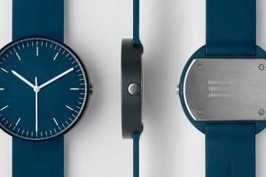 Uniform Wares 100 series wristwatch web exclusive