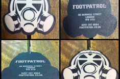 Foot Patrol Air Freshener