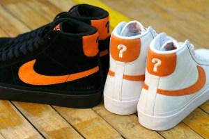size? x Nike Blazer (10th anniversary pack)
