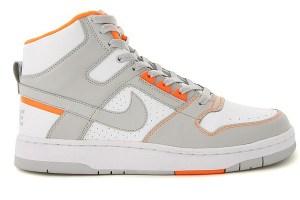 Nike Delta Force Hi (White/Grey/Orange)