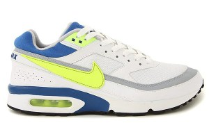 Nike Air Max BW (White/Hot Lime & Black/Green)