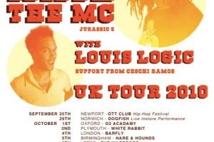 Akil The Mc UK Tour (Carhartt InStore)