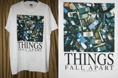 T-Shirt Party 028: Things Fall Apart