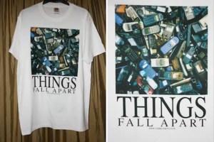 T-Shirt Party 028: Things Fall Apart