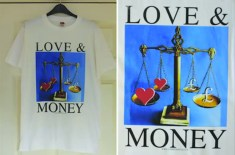 T-Shirt Party 031: Love & Money