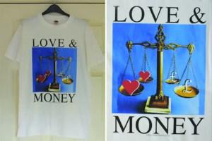 T-Shirt Party 031: Love & Money