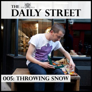 TDS Mix 005: Throwing Snow