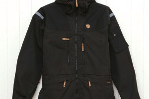 Fjallraven Tur jacket (Grey)