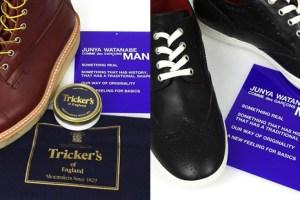 Junya Watanabe MAN x Tricker's