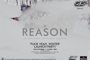 The Reason Magazine Issue 2.2 Launch Party