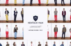 Hentsch Man AW10 collection