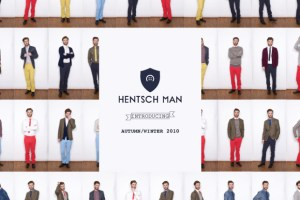 Hentsch Man AW10 collection