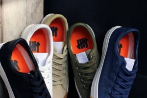 Spotlight: UNDEFEATED x K-Swiss 'Deuce'