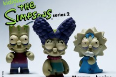 Kidrobot x The Simpsons Mini Series 2