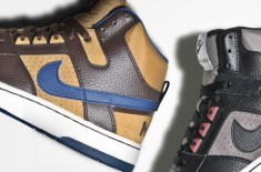 Nike Delta Force Hi (Black & Brown)