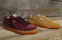 Puma Suede Gum Sole Pack