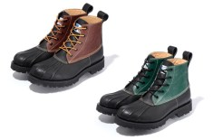 BAPE LL Soldier Boot