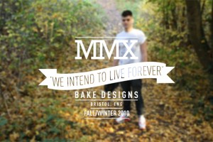 BAKE Designs F/W 2010