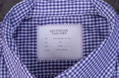 Brooklyn Tailors for The Mandon Store