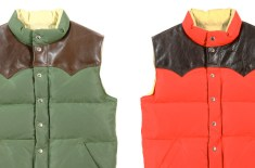 Joe McCoy Down Vest