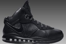 Nike Air Max Lebron VIII (Black/Black)