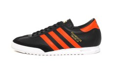 Adidas Originals Beckenbauer Allround (Black/Orange)