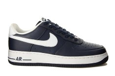 Air Force 1 Low & Mid (Obsidian/White, Black & White/Brown)