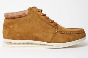 Gourmet The 28 suede mid