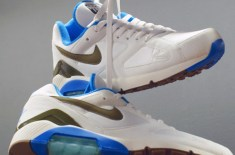 Nike Air 180 (White/Green/Photo Blue)