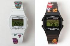 Amanda Toy x Timex 80 Watches