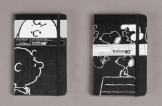 Moleskine x Peanuts 60th Anniversary Collection