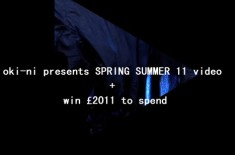 oki-ni Spring/Summer '11 Video