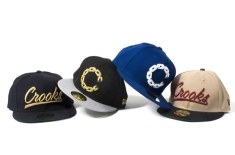 Crooks and Castles New Era Caps