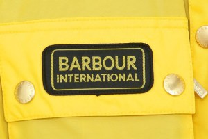 Barbour nylon International Jacket