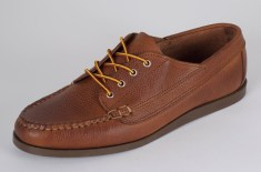 Mark McNairy x Bass Weejuns Deck Shoes (Pappa Brown)