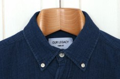 Our Legacy 1940's Double Face Shirt