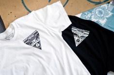 Prefab77 'Heist' & 'Flowers' T-Shirt Release